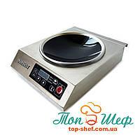 Плита индукционная Airhot IP 3500 WOK, фото 1
