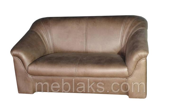 Мягкий диван для бара, ресторана Анабель 3 (ширина 2,05 м)   Udin, фото 2