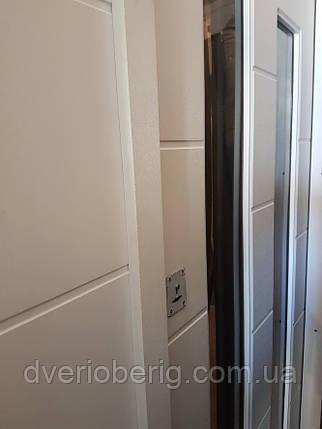 Входная дверь двух створчатая модель П5-500  vinorit-20 / 05 КОВКИ, фото 2
