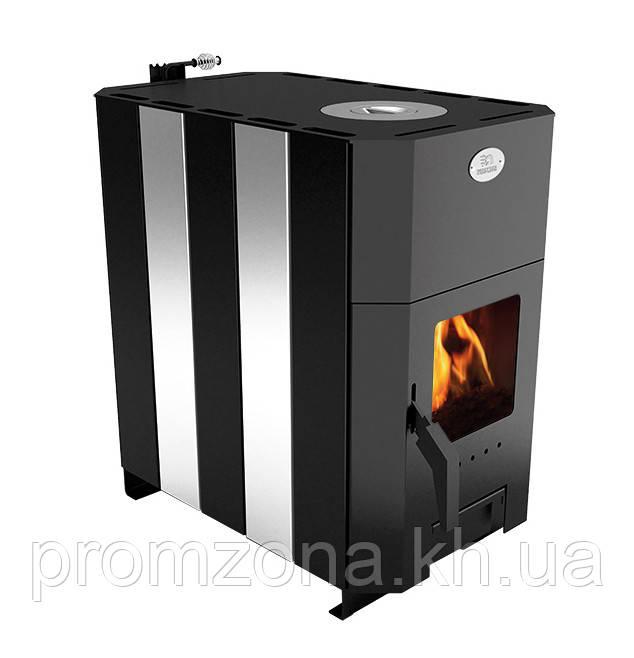 Печь отопительно-варочная Огнев ПОВ-200 (ЧК)