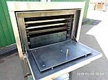 Печь на углях хоспер для кафе, ресторанов, уличной торговли ПДУ 1200, фото 3