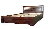 Деревянная кровать Каприз Люкс, фото 1