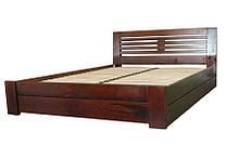 Деревянная кровать Каприз Люкс