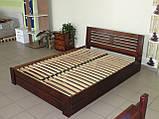 Деревянная кровать Каприз Люкс, фото 2