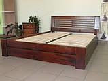 Деревянная кровать Каприз Люкс, фото 3