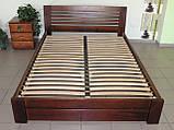 Деревянная кровать Каприз Люкс, фото 4