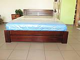 Деревянная кровать Каприз Люкс, фото 5