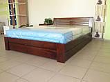 Деревянная кровать Каприз Люкс, фото 6