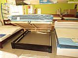 Деревянная кровать Каприз Люкс, фото 8