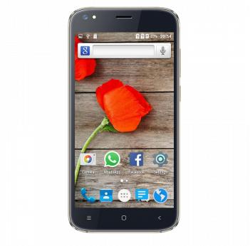 "Смартфон Assistant AS-5411 Max Ritm Dark blue 1/8Gb, 5/2Мп, 5"" IPS, 2000mAh, 2sim, 4 ядра, 3G, SC7731, 12 мес."
