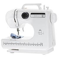 ТОП ВИБІР! Багатофункціональна міні швейна машинка Michley LSS FHSM-506
