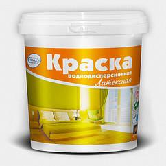 """Латексная краска для стен и потолка Сириус """"ISPOLIN"""""""