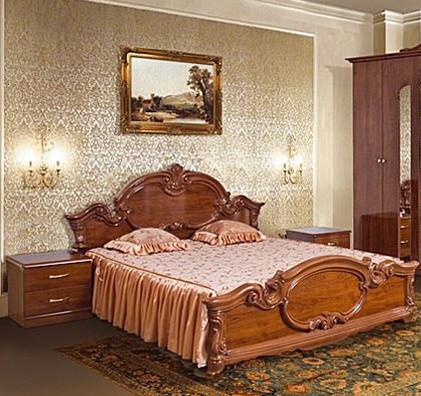 Кровать СМ Империя