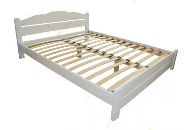 Деревянная кровать Элли