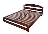 Дерев'яне ліжко Еллі, фото 2