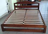 Дерев'яне ліжко Еллі, фото 3