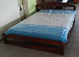 Дерев'яне ліжко Еллі, фото 6