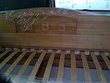 Дерев'яне ліжко тахта Греція, фото 5