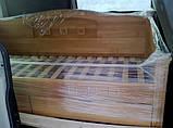 Дерев'яне ліжко тахта Греція, фото 6