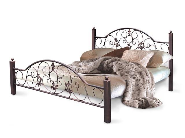 Металлическая кровать Жозефина