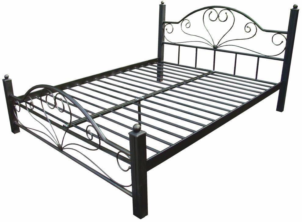 Металева ліжко Франческа