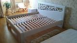 Деревянная кровать Италия, фото 5