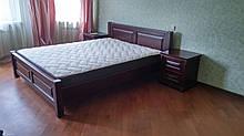 Деревянная кровать Ланита