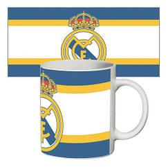 Чашка фк Реал Мадрид №1