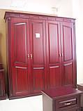 Шкаф деревянный Ладья, фото 3