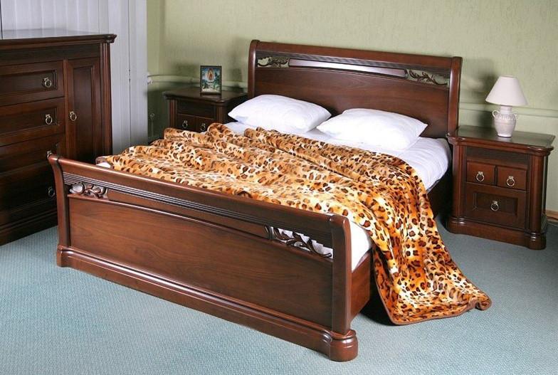 Деревянная кровать Шопен