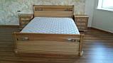 Деревянная кровать Шопен, фото 2