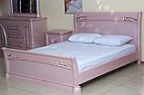 Деревянная кровать Шопен, фото 8