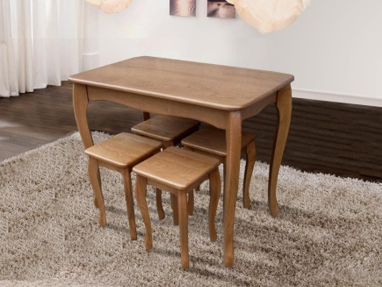 Комплект обеденный Смарт ( стол + 4 табуретки )