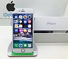 Телефон Apple iPhone 7 128gb Silver Neverlock 9/10, фото 2
