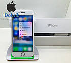 Телефон Apple iPhone 7 128gb Silver Neverlock 9/10, фото 3