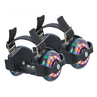 ТОП ВЫБОР! Ролики на пятку Flashing Roller Flash roller, flashing roller, ролики на пятку, сверкающие ролики