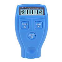 Толщиномер GM200 тестер краски, от 0 мкм до 1,8 мм, blue