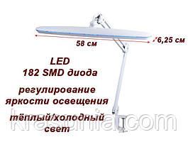 Настольная LED лампа 9503 с регулировкой яркости
