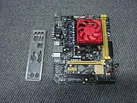 Комплект четырехядерный FM2+ Asus A58M-K + Athlon X4 870K, фото 1