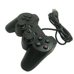 Геймпад джойстик для ПК USB GamePad DualShock вибро 862