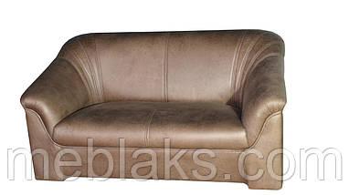Мягкий диван в офис Анабель 3 (ширина 2,05 м)   Udin, фото 3