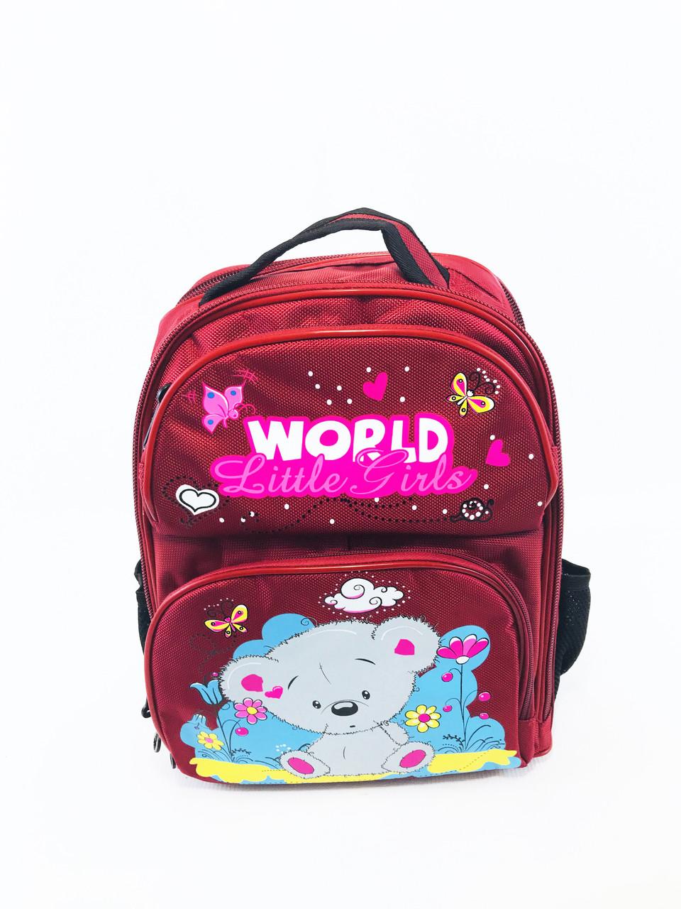 """Детский школьный рюкзак """"Meinier 7702"""""""