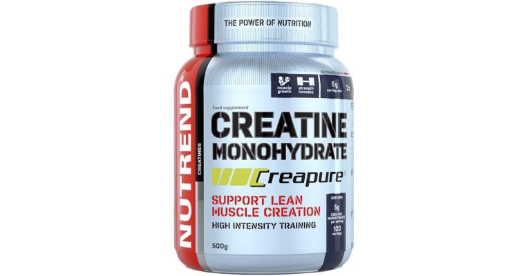 Креатин Nutrend Creatine Monohydrate Creapure 500 g