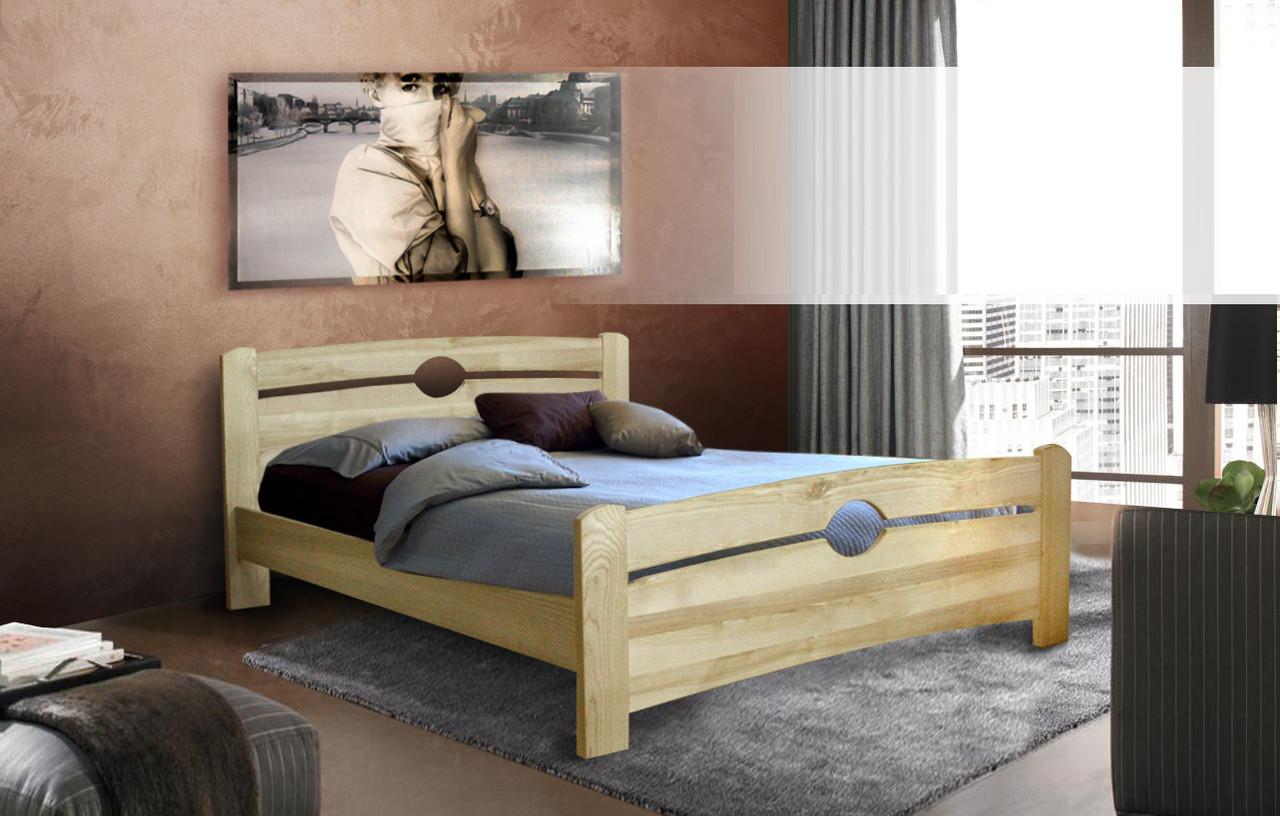 Деревянная кровать Авилла