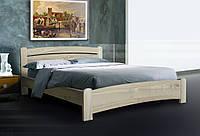 Деревянная кровать Грей