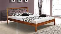 Деревянная кровать Modern