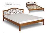 Деревянная кровать Italy, фото 2
