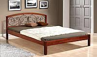 Деревянная кровать Britany