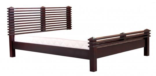 Деревянная кровать Акеми