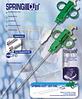 Полуавтоматическая игла для биопсии мягких тканей 16G 15см